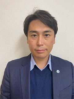 広報委員長 藤田隆文